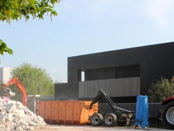 Project in Afbraak